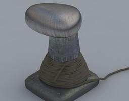 3D Mooring Bollard
