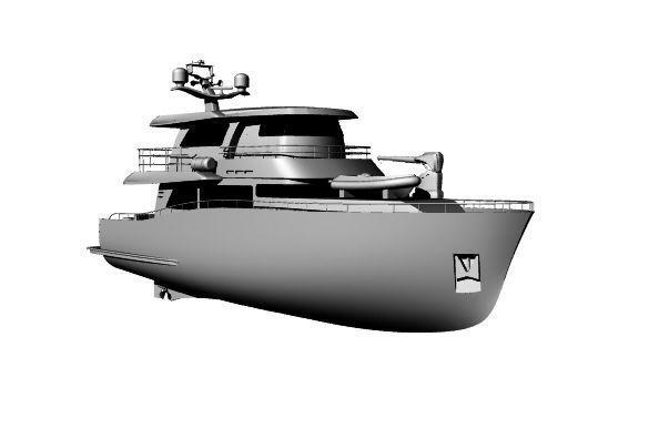 Millenial 68 - 70ft  luxury Motor Yacht