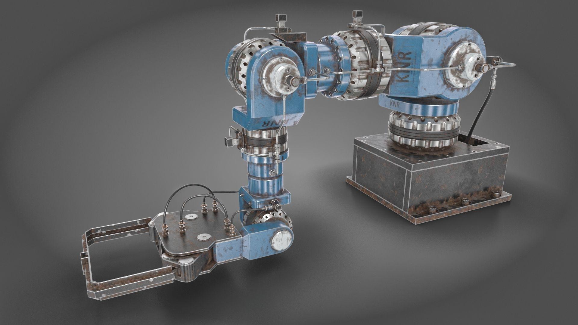 Hydra Mp Robotic Arm Manipulator