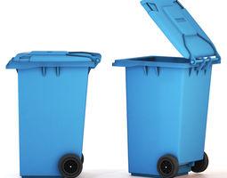 dustbin weber 3d