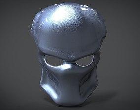 3D asset Predators mask