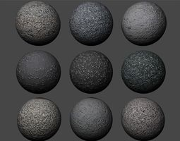 3D Ground Asphalt Textures Pack