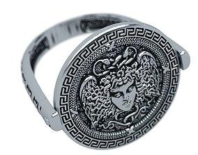 3D printable model Ring Medusa Gorgona and
