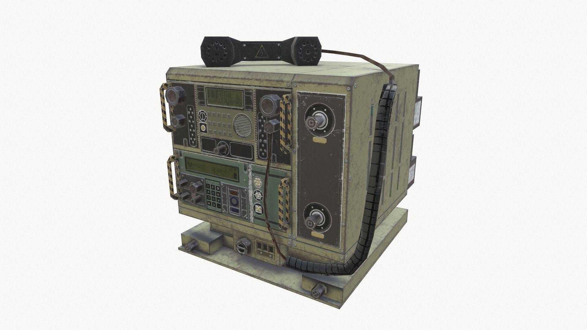 Radio unit 2