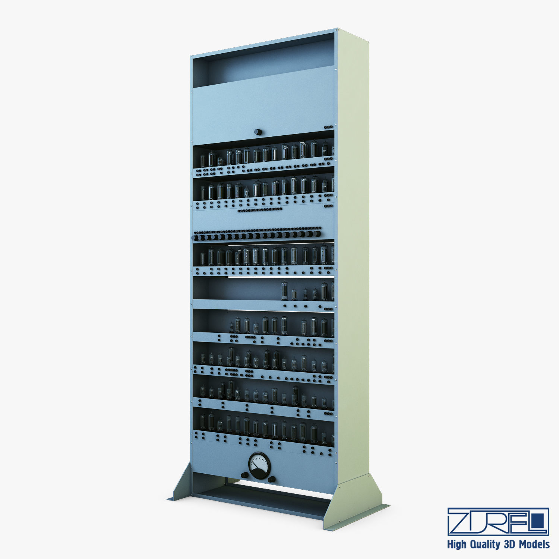 Vacuum Tube Computer v 1