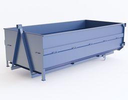 3D Dumpster 02