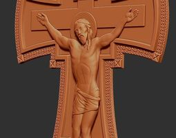 Crucifixion 3D printable model