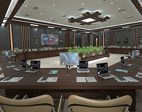 Meeting Room 1 3D
