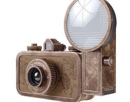 La Sardina Camera 3D model