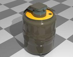 armor grenade 3D