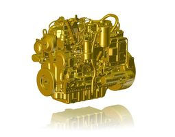 3d engine cat c6