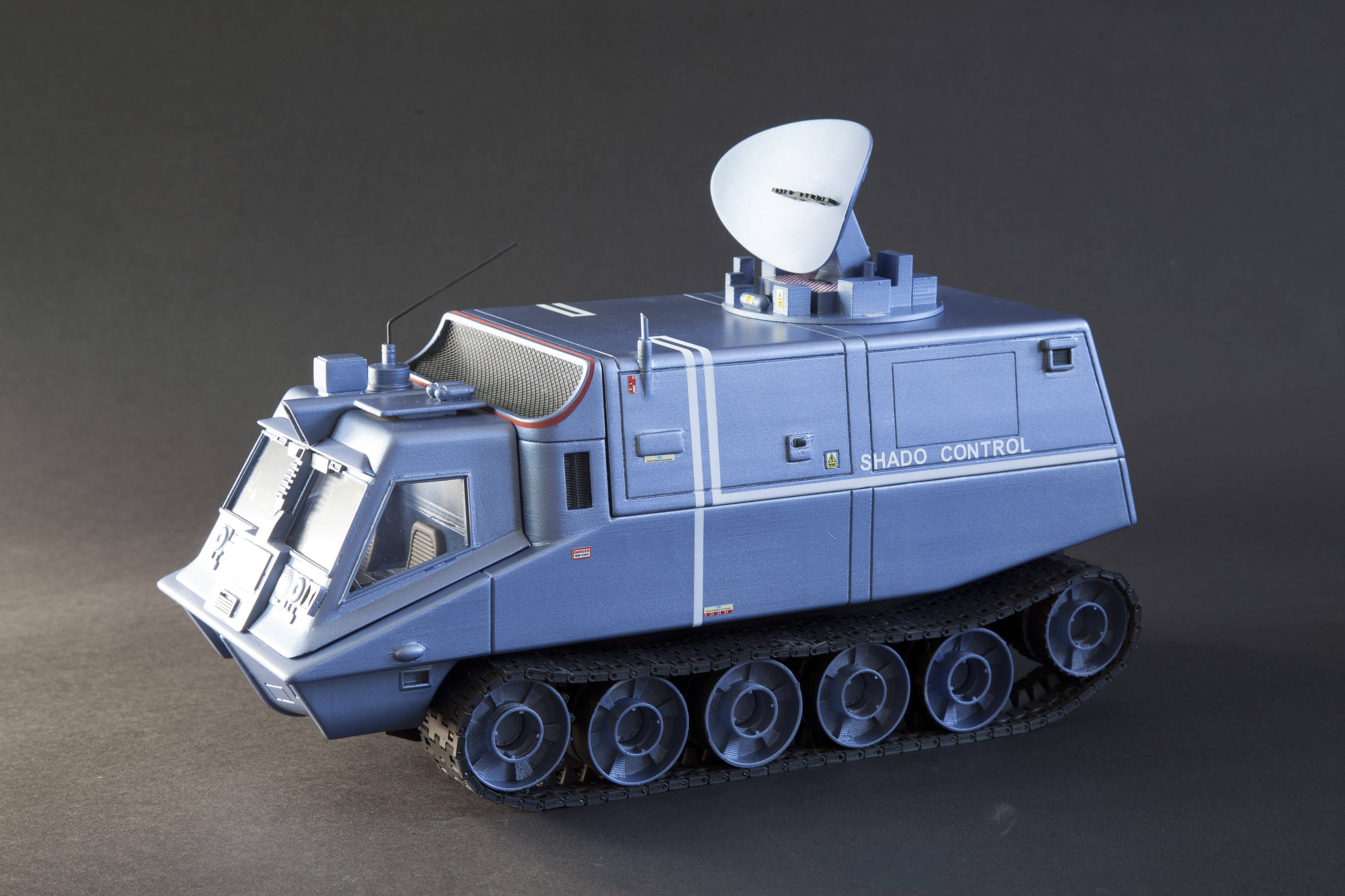SHADO Mobile Control Vehicle  from tv series UFO