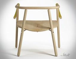 3D model Tour Chair