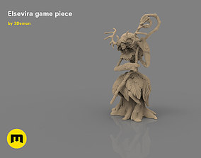 3D print model Elsevira figure
