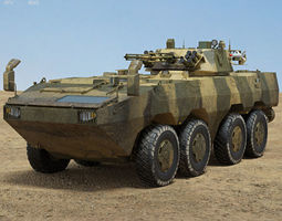 3D ZBL-09 IFV
