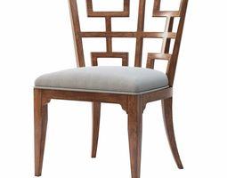 3D model Robert Side Chair