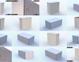 Office Pack 3D