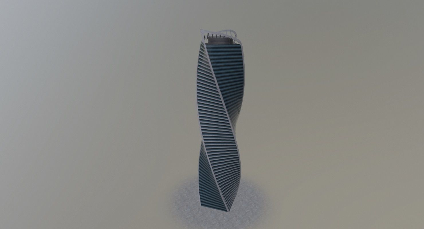 Moscow Evolution Tower