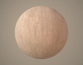 Wood PBR Material Texture 3D model