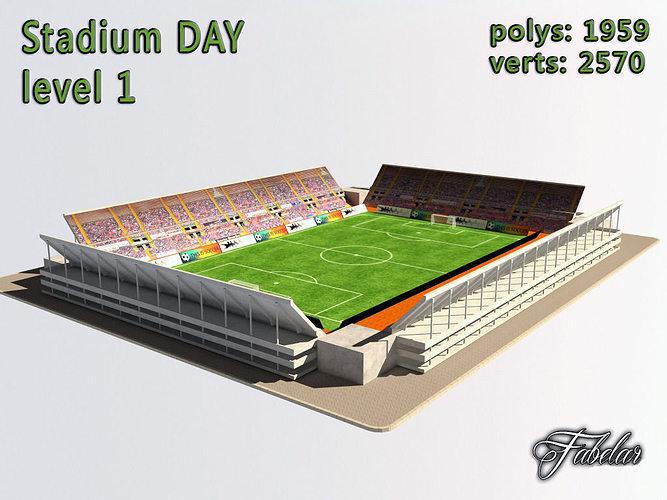 Stadium Level 1 Day