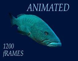 Bass Fish 3D