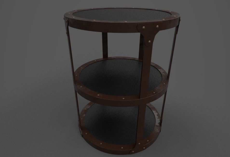 CONNOR ACCENT TABLE