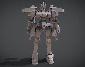 Tallgeese III 3D printable model