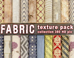 FABRIC - collection texture 380 PIC 3D model