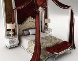 bedroom set 029 3d
