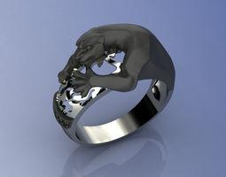 3D print model Black Panther Ring