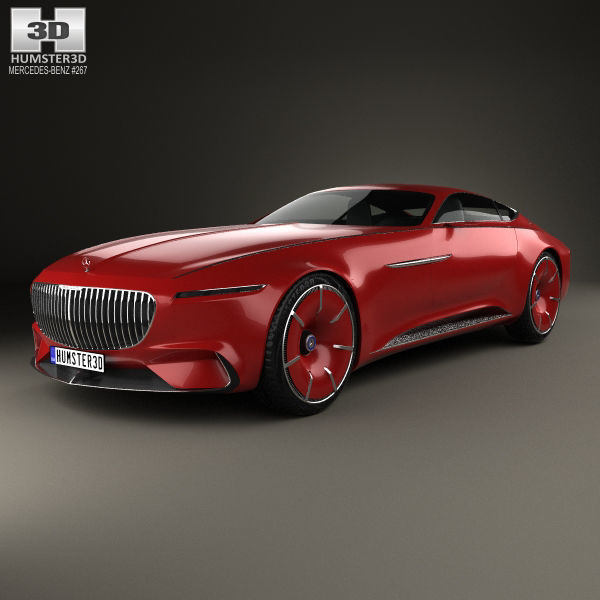 Mercedes-Benz Vision Maybach 6 2016
