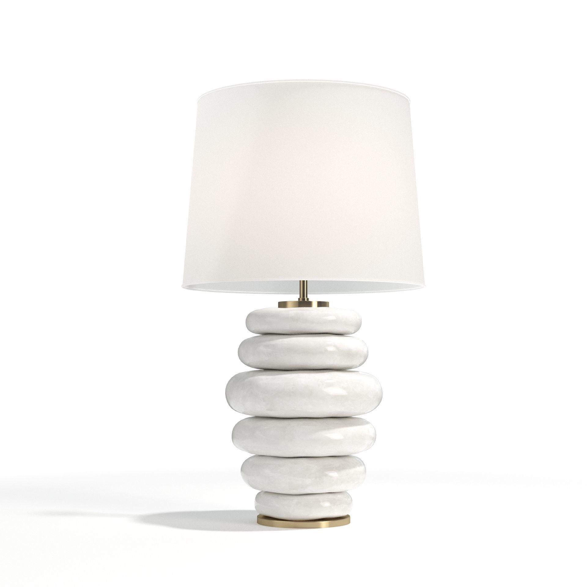 Circa Lighting Phoebe Stacked Table Lamp Model