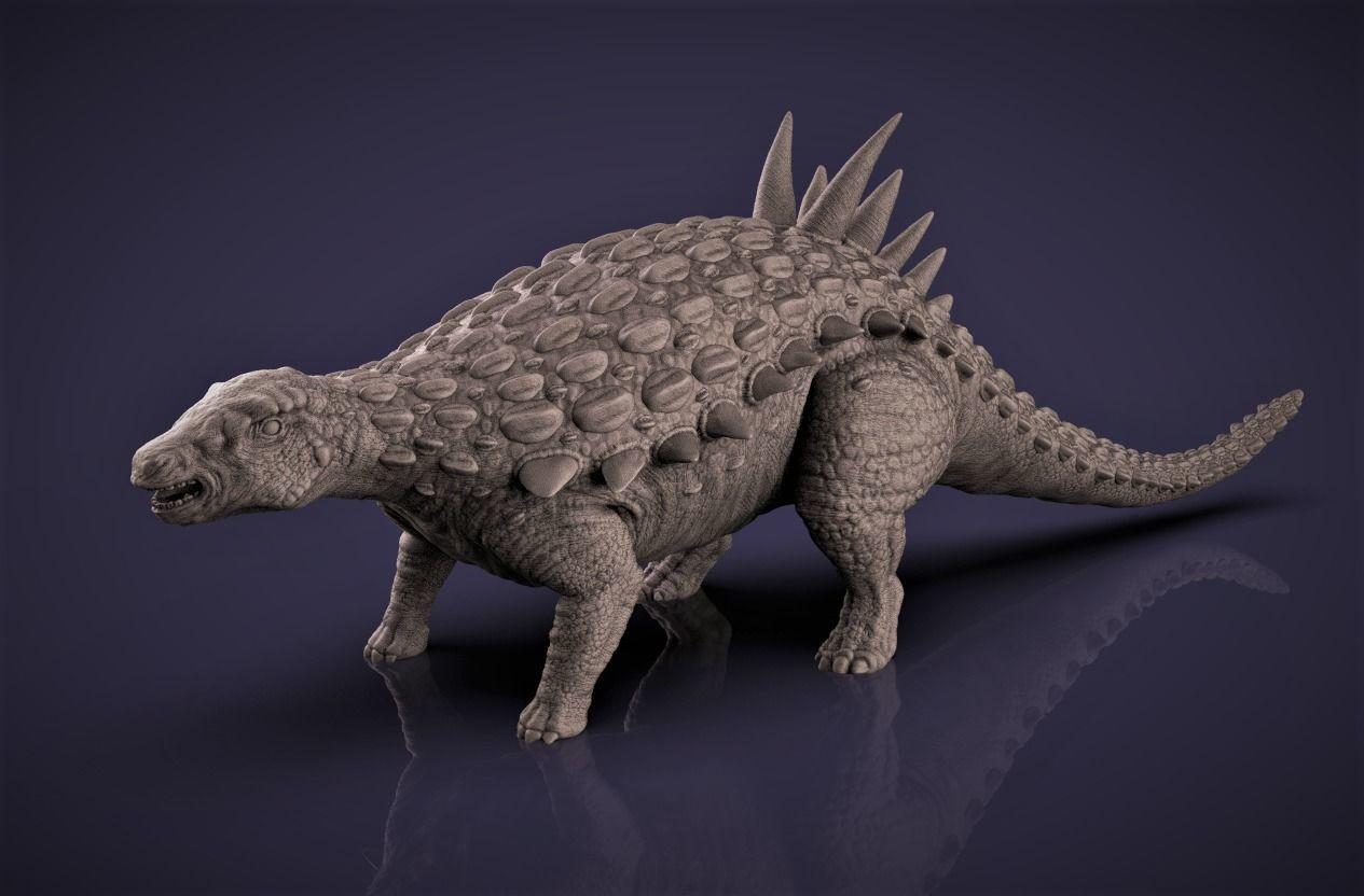 Acantholipan Gonzalezi Dinosaur figurine