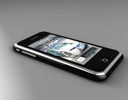 3D Smartphone 3GS