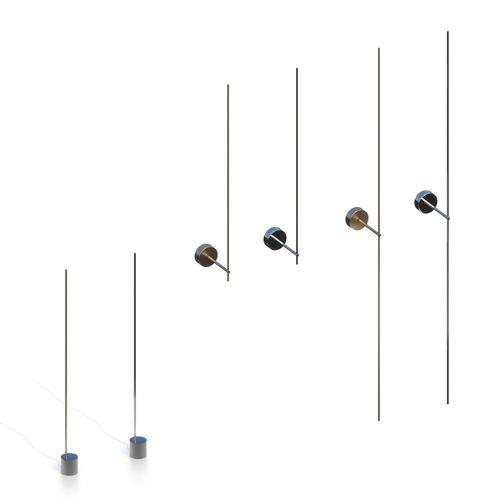catellani smith light stick 3d model max obj mtl 3ds fbx 1