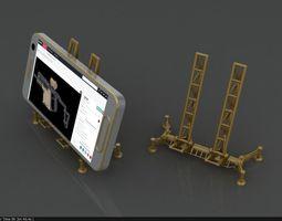 3D printable model original design phone holder