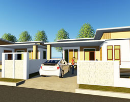 3D home-2BR-1wc