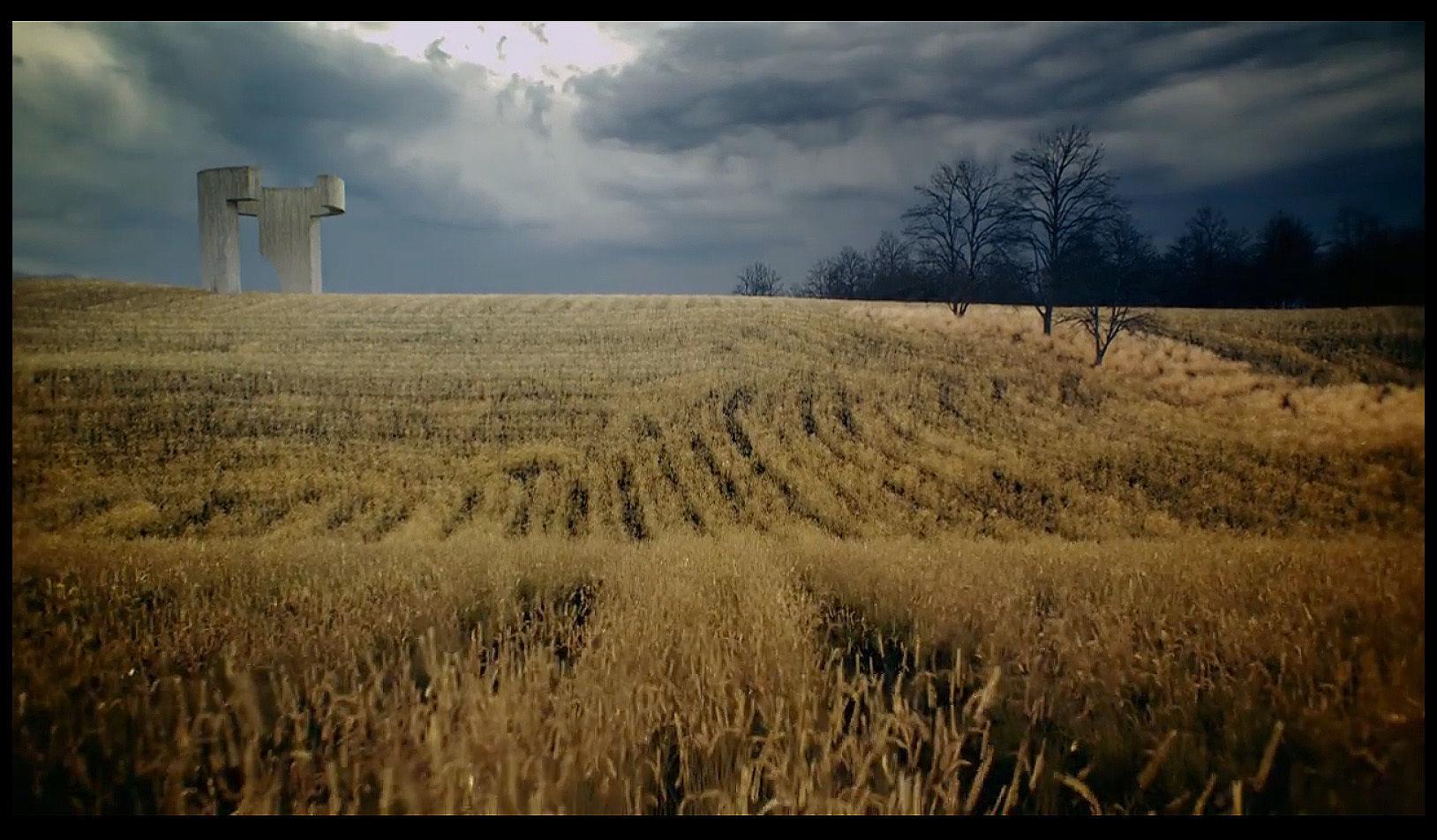 Chillida Praise The Horizon Third - Seventh 3D Scene