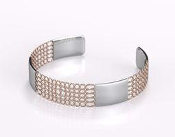Bracelet Trio 3D printable model