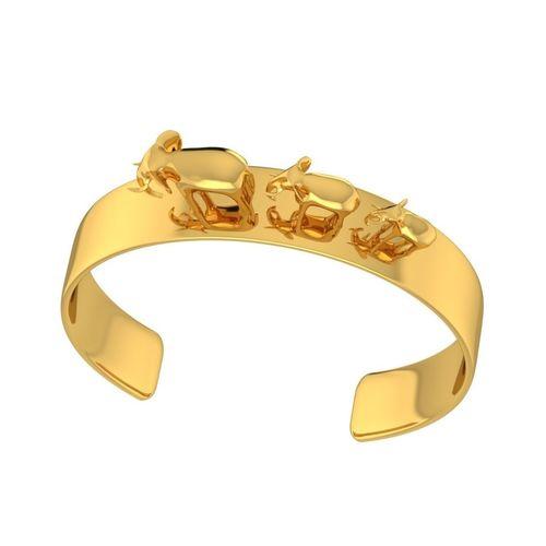sahara bracelet elephants 3d model stl 3dm 1