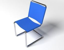 Office chair 3D frame