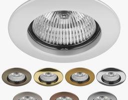 3D 01107x Teso fix Lightstar Spot light