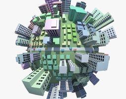 Cartoon City 3D