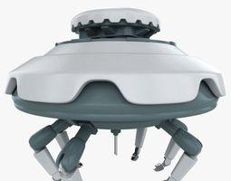 3D Nano Medical Robot