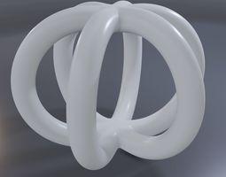 3D printable model Beautiful round shape