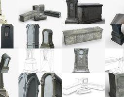 3D Tombstones