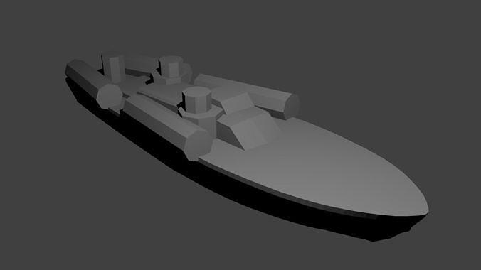 US Elco 80ft PT Boat