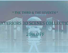 TS Exteriors 3d Scenes Collection 20-OFF thirdseventh