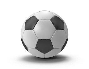 Soccer Ball ball 3D