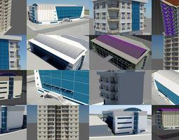 building Buildings 3D